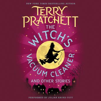 Witch's Vacuum Cleaner and Other Stories, Terry Pratchett