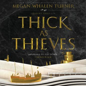 Thick as Thieves, Megan Whalen Turner