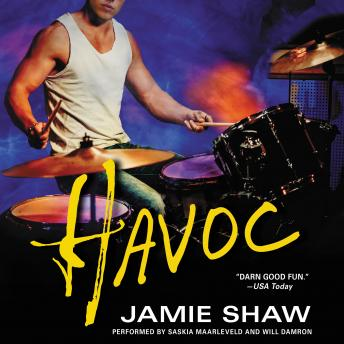 Havoc: Mayhem Series #4, Jamie Shaw