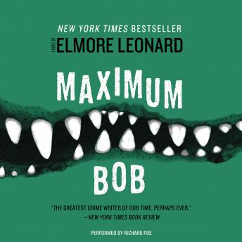 Maximum Bob, Elmore Leonard