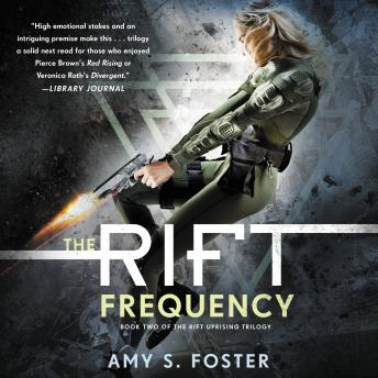 Rift Frequency, Amy S. Foster