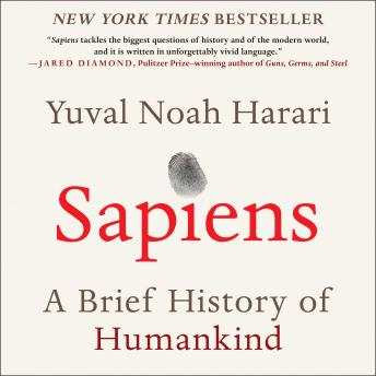 Download Sapiens: A Brief History of Humankind by Yuval Noah Harari