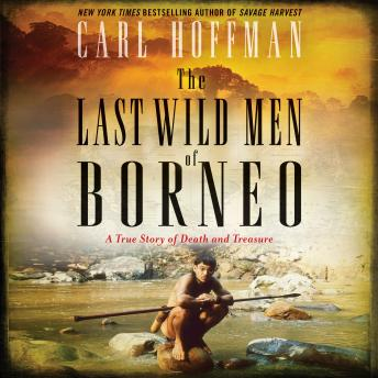 Download Last Wild Men of Borneo: A True Story of Death and Treasure by Carl Hoffman