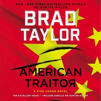 American Traitor: A Pike Logan Novel