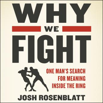Download Why We Fight: One Man's Search for Meaning Inside the Ring by Josh Rosenblatt