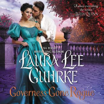 Governess Gone Rogue: A Novel