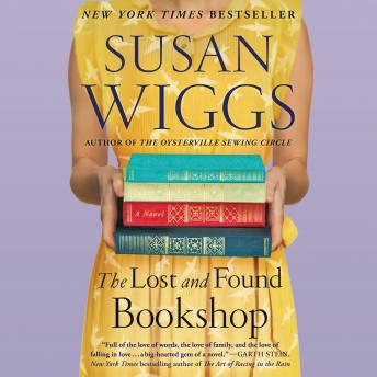Lost and Found Bookshop: A Novel, Susan Wiggs