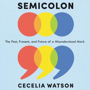 Semicolon: The Past, Present, and Future of a Misunderstood Mark, Cecelia Watson