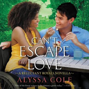 Can't Escape Love: A Reluctant Royals Novella
