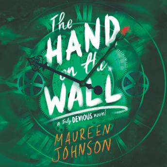 Download Hand on the Wall by Maureen Johnson