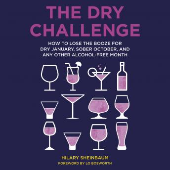 Download Dry Challenge: How to Lose the Booze for Dry January, Sober October, and Any Other Alcohol-Free Month by Hilary Sheinbaum