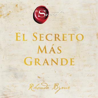 Greatest Secret, The  El Secreto Más Grande (Spanish edition)