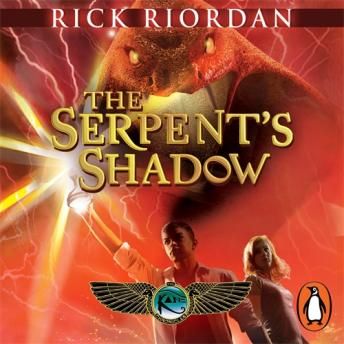 Serpent's Shadow, Rick Riordan