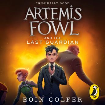 Artemis Fowl and the Last Guardian, Eoin Colfer
