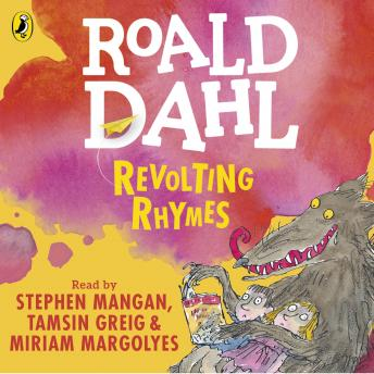 Revolting Rhymes (Colour Edition), Roald Dahl