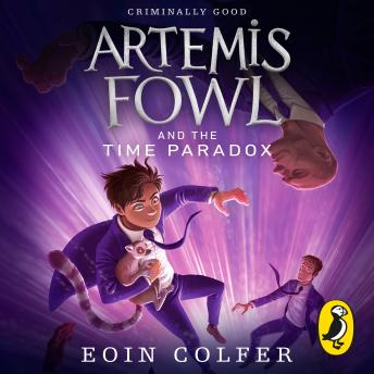 Artemis Fowl and the Time Paradox sample.