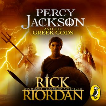 Percy Jackson and the Greek Gods, Rick Riordan