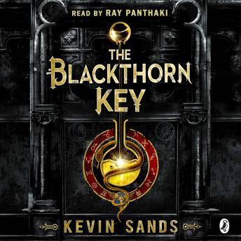 Blackthorn Key, Kevin Sands