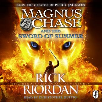 Magnus Chase and the Sword of Summer (Book 1) sample.