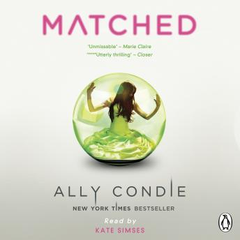 Matched, Ally Condie