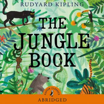 Jungle Book, Tony Robinson, Rudyard Kipling
