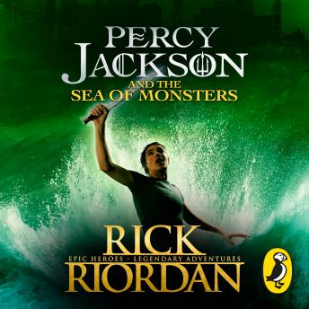 Download Percy Jackson and the Sea of Monsters (Book 2) by Rick Riordan