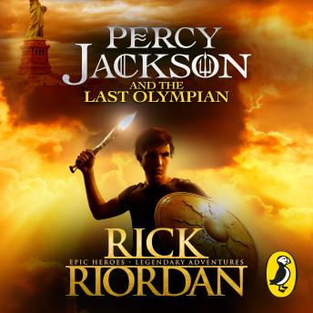 Percy Jackson and the Last Olympian (Book 5), Rick Riordan
