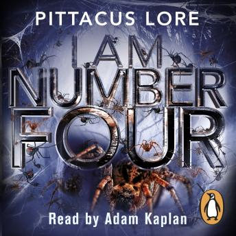 I Am Number Four: (Lorien Legacies Book 1), Pittacus Lore