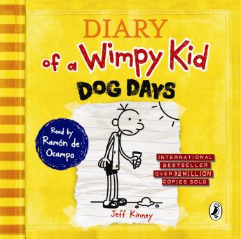 Dog Days, Jeff Kinney