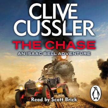 Chase: Isaac Bell #1, Clive Cussler