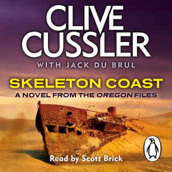 Skeleton Coast: Oregon Files #4, Jack Du Brul, Clive Cussler