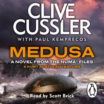 Medusa: NUMA Files #8, Paul Kemprecos, Clive Cussler