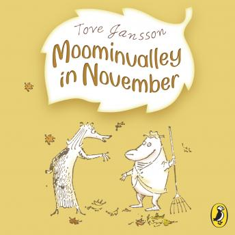 Moominvalley in November, Tove Jansson