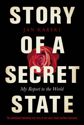 Story of a Secret State: My Report to the World: My Report to the World, Jan Karski