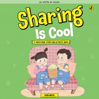 Sharing is Cool, Sonia Mehta