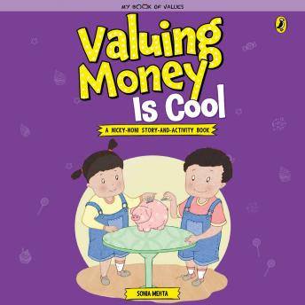 Valuing Money is Cool, Sonia Mehta
