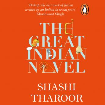 Great Indian Novel, Shashi Tharoor