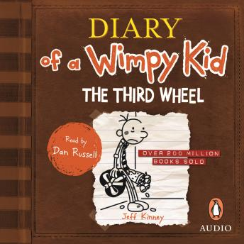 Listen Free To Third Wheel Diary Of A Wimpy Kid Bk7 Diary Of A Wimpy Kid By Jeff Kinney With A Free Trial