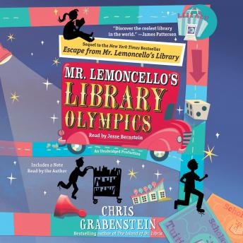 Mr. Lemoncello's Library Olympics, Chris Grabenstein