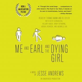 Me and Earl and the Dying Girl (Revised Edition), Jesse Andrews