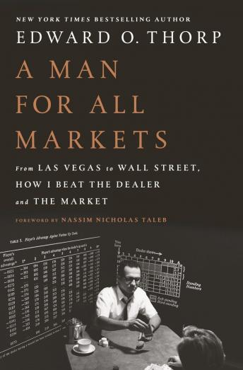 Download Man for All Markets: From Las Vegas to Wall Street, How I Beat the Dealer and the Market by Edward O. Thorp