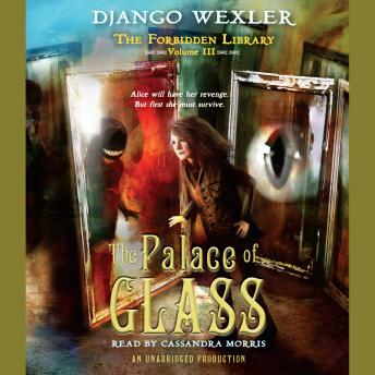 Palace of Glass: The Forbidden Library: Volume 3, Django Wexler