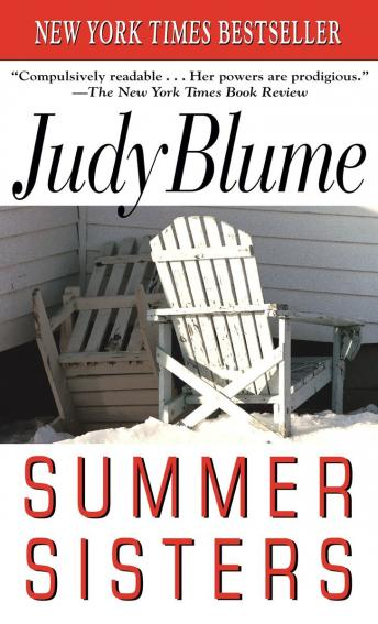 Summer Sisters, Judy Blume