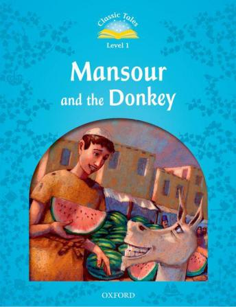 Mansour and the Donkey, Sue Arengo