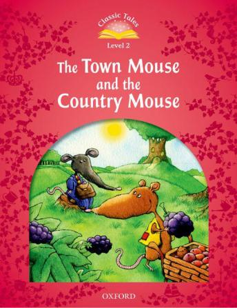 Town Mouse and the Country Mouse, Sue Arengo
