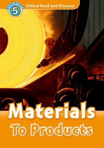 Materials to Products, Alex Raynham