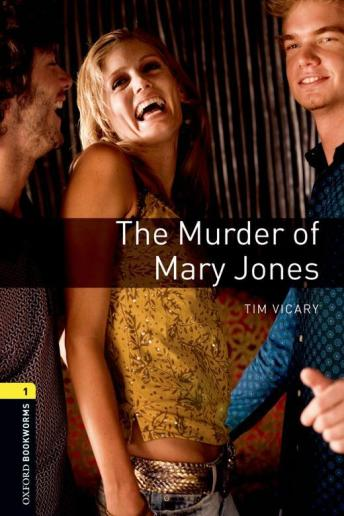 Murder of Mary Jones, Tim Vicary