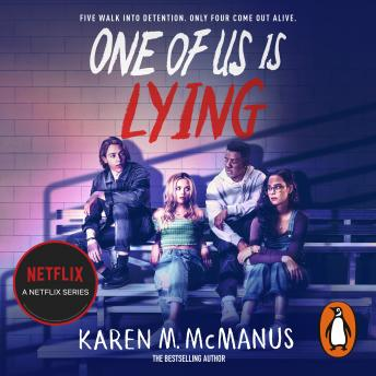 Download One Of Us Is Lying: the bestselling thriller by Karen Mcmanus
