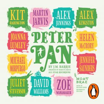 Peter Pan: Brought to life by magical storytellers
