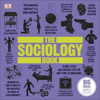 Download Sociology Book: Big Ideas Simply Explained by Dk